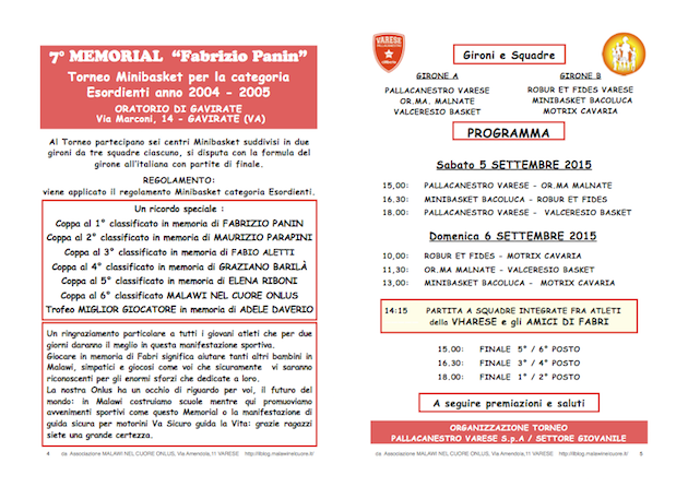 PDF PROGRAMMA